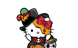 Sanrio Characters HELLO-ween Party